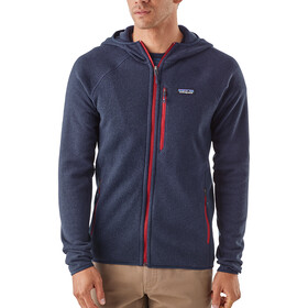 Patagonia Performance Better Sweater Hoodie Herren navy blue